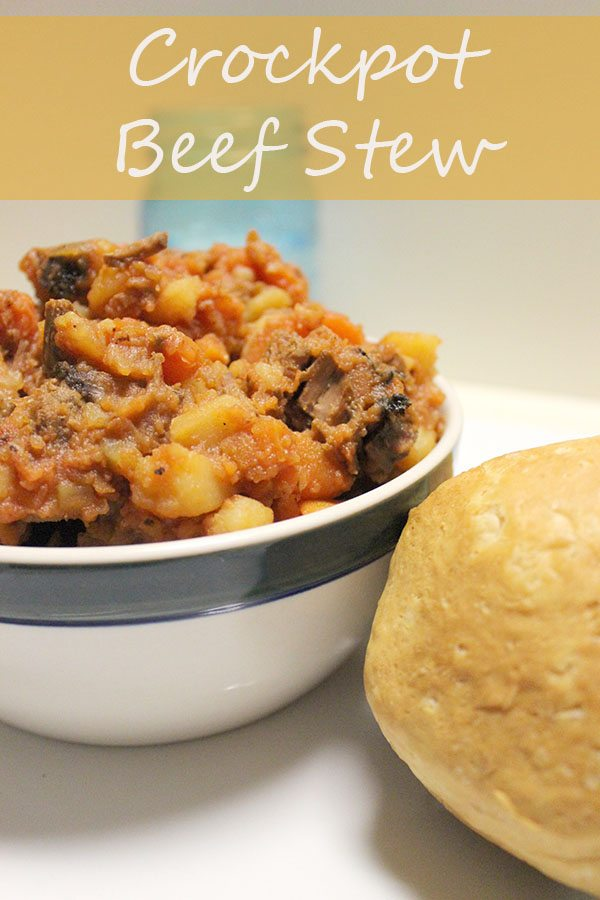 Crock Pot Beef Stew from SimpleGreenMoms.com