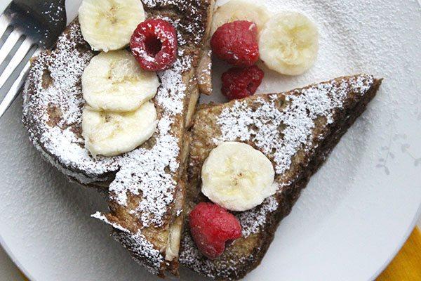PB Banana French Toast 3