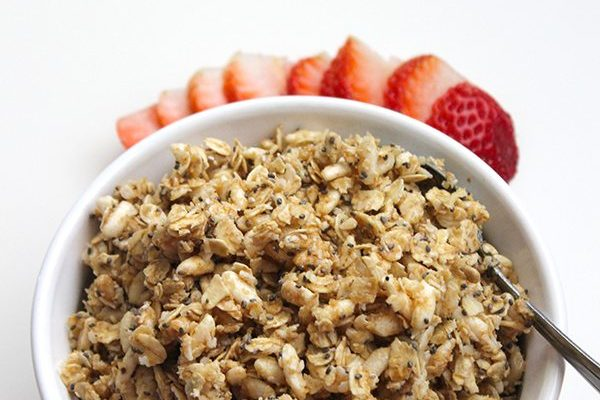 No Bake Granola Cereal Recipe