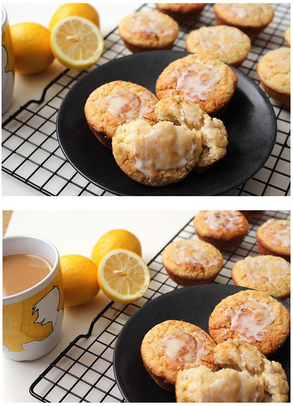 Lemon Honey Muffins!!