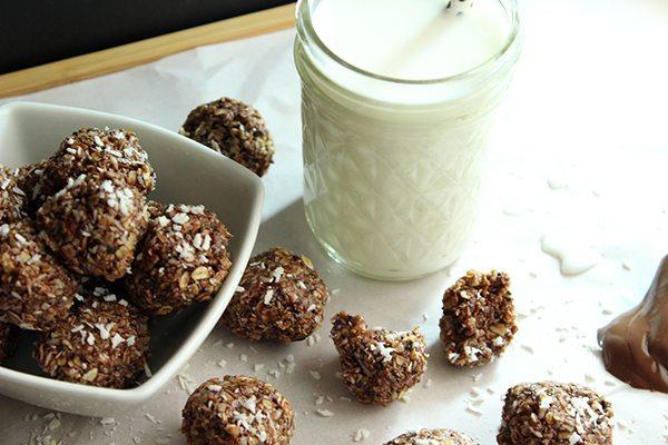 Healthy Nutella Energy Bites6