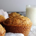Cinnamon zucchini muffins by simplegreenmoms.com