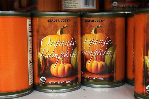 Trader Joes Pumpkin Pie