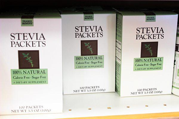 Trader Joes Stevia