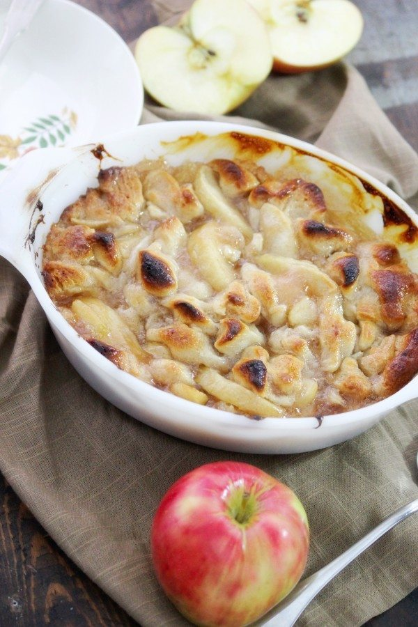 2 Ingredient Apple Dumplings - Delish