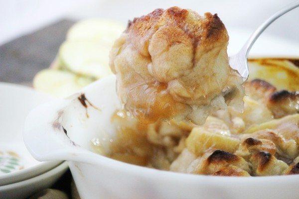 2 Ingredient Apple dumplings - such a treat!