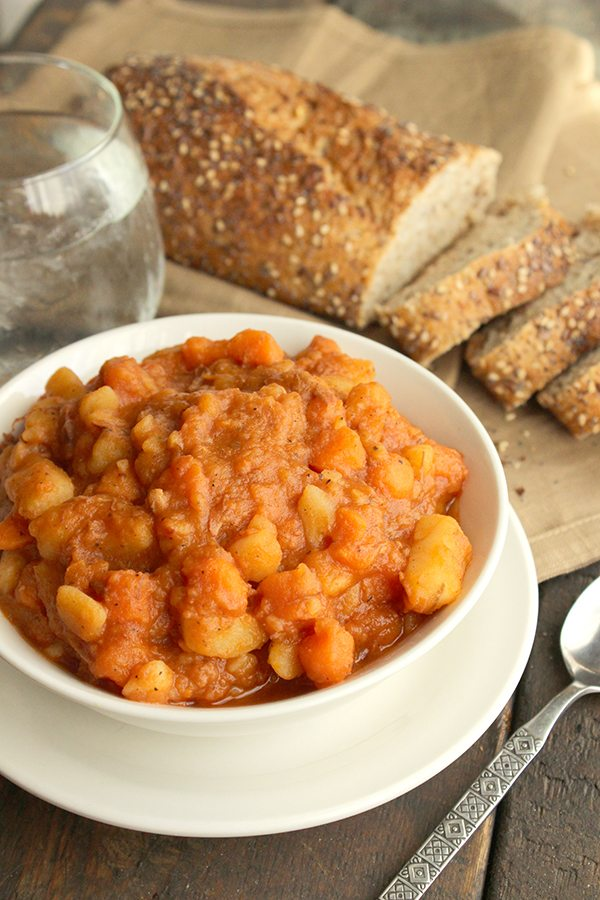 CLASSIC STOVETOP BEEF STEW - YUM!