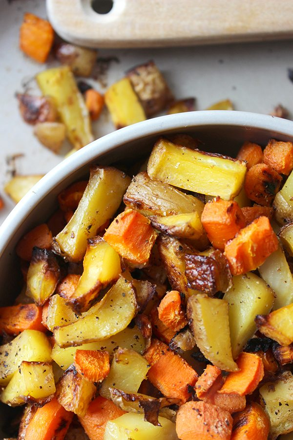 Carrots and Potatoes 5