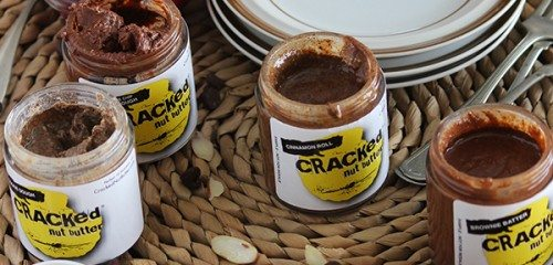 Cracked Nut Butter