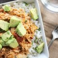 Easy Healthy Crockpot Mexican Chicken Recipe