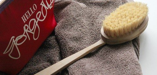 Benefits of Dry Skin Brushing