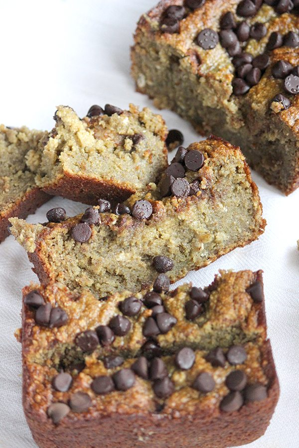 Gluten Free Banana Bread | Simple Green Moms
