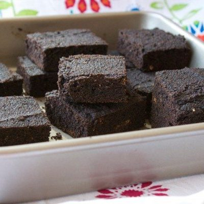 Perfect (Paleo) Brownies