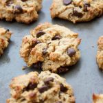 Perfect (Paleo) Chocolate Chip Cookies