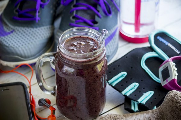 Post Workout Smoothie | Simple Green Moms