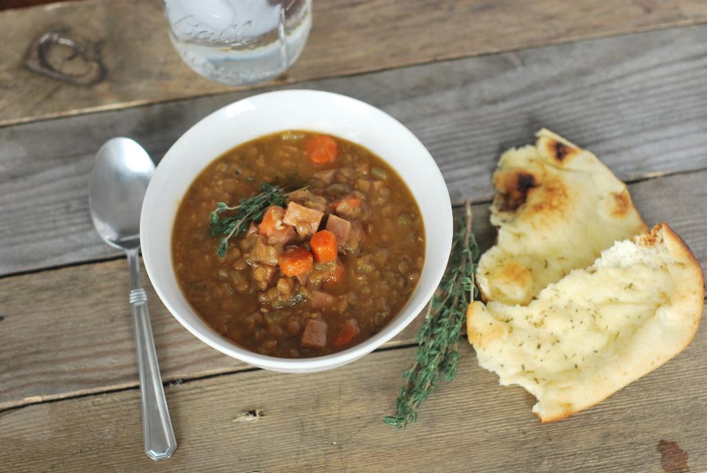 Simple Green Moms Lentil Soup
