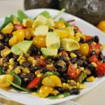 Simple Green Moms Mexican Rice Bowl