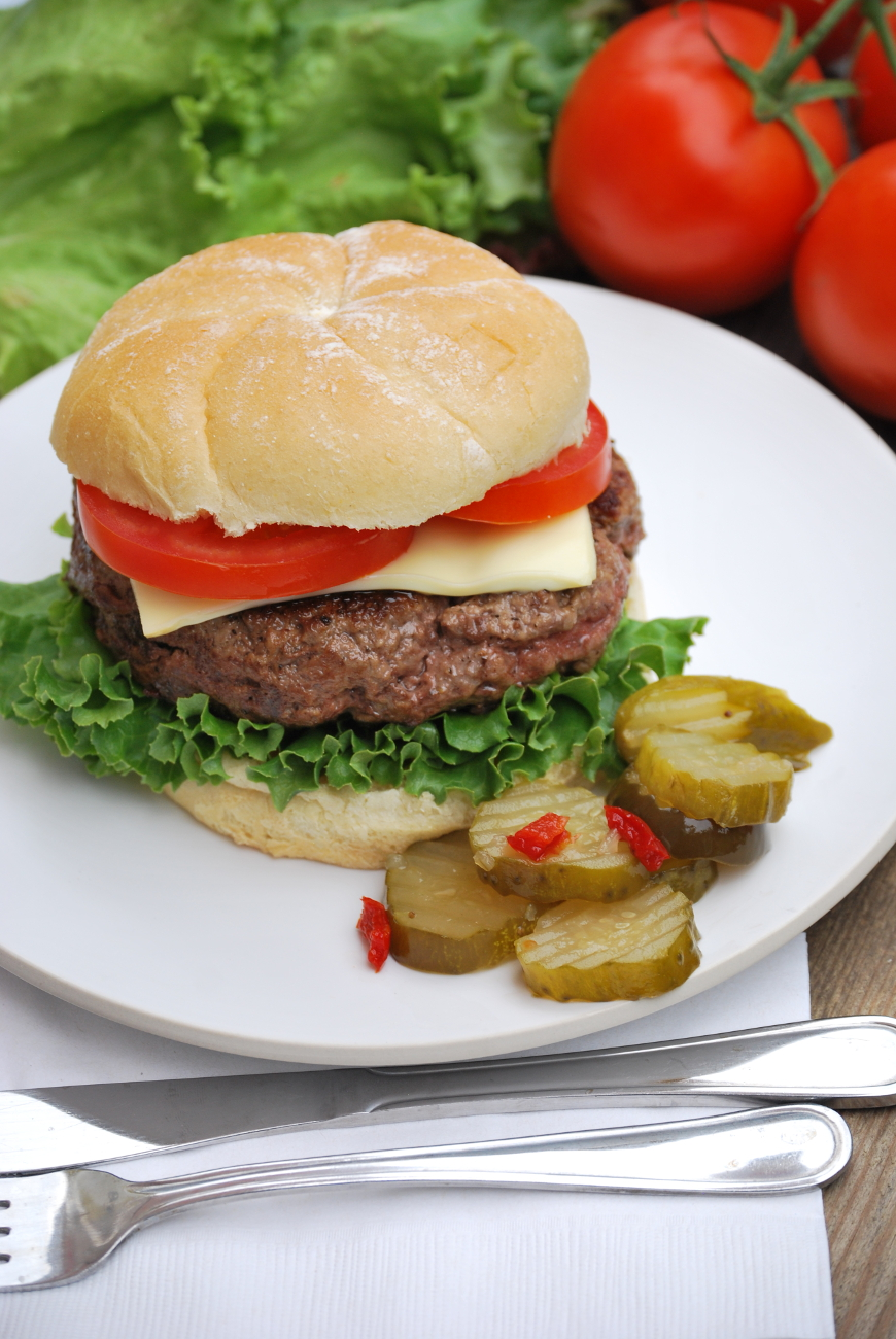 hamburger firecracker burger - simplegreenmoms.com