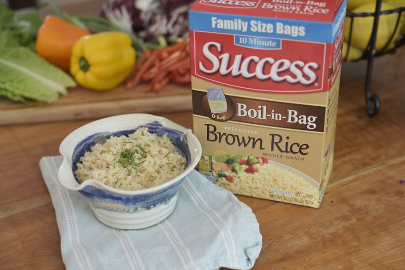 success rice in a bowl by simplegreenmoms.com