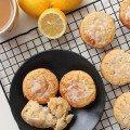 Lemon Honey Muffins
