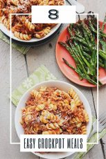 8 Crock Pot Meals for Busy Nights