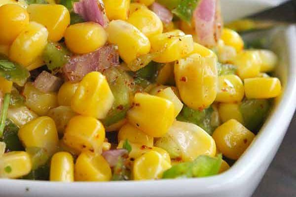 How to make Chipotle Corn Salsa