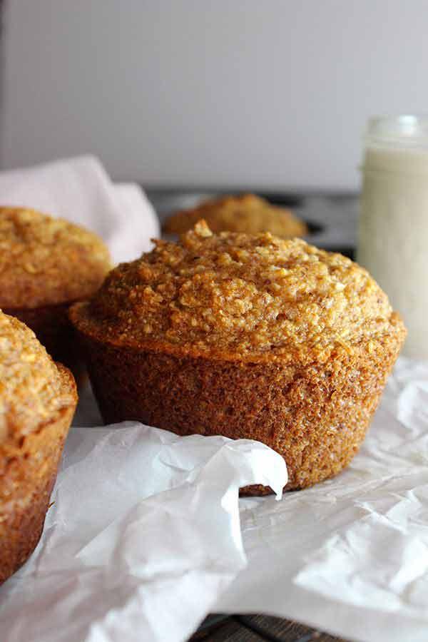 Best Zucchini Muffins