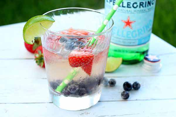 Skinny Summer Cocktail