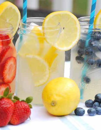 Summertime Spiked Lemonade