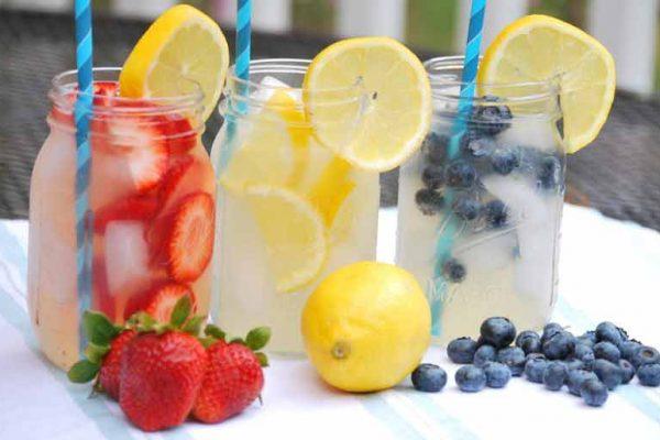 Summertime Spiked Lemonade