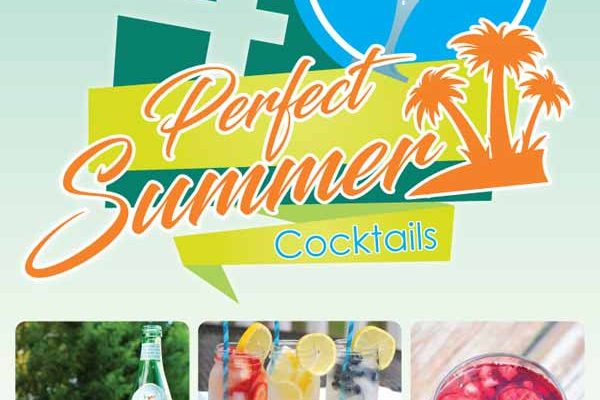 4 Perfect Summer Cocktails