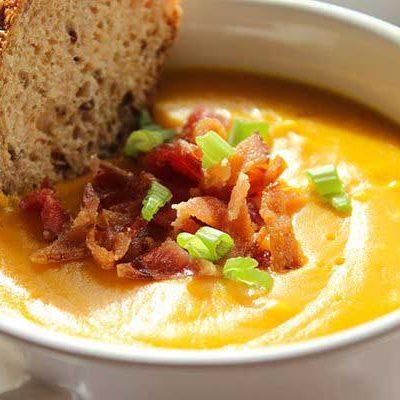Simple Butternut Squash Soup Recipe