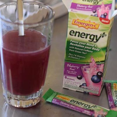 My Afternoon Routine with Emergen-C® Energy Plus