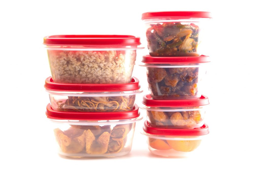 best airtight containers with red lids