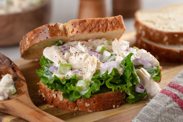 What to Serve with Chicken Salad Sandwiches: 15 Delicious Sides