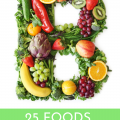 foods that begin with B