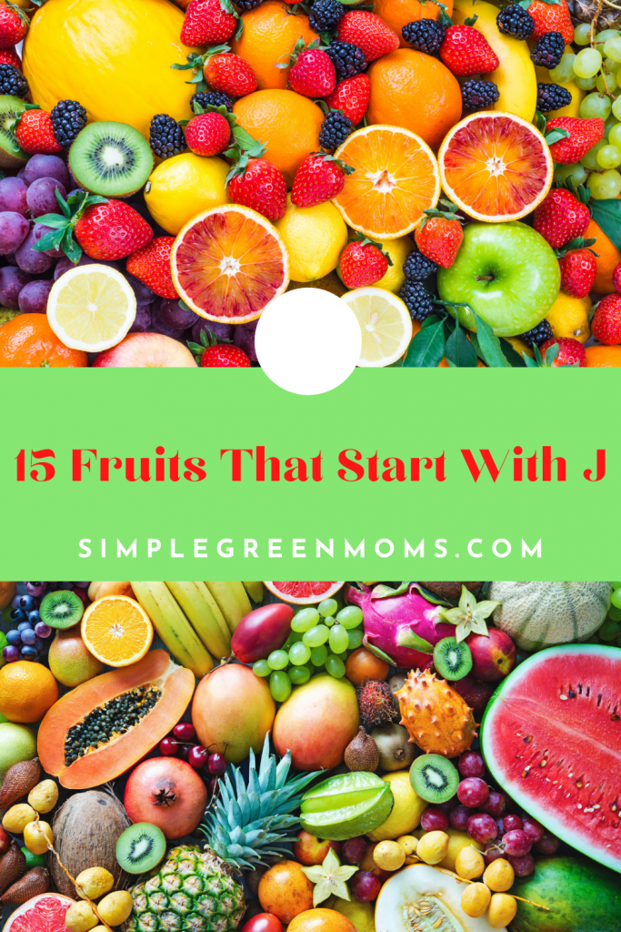 Fruits that Start with J
