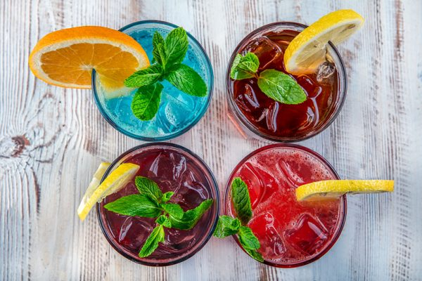 11 Drinks that Start with N