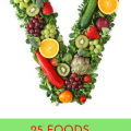 foods that begin with the letter V